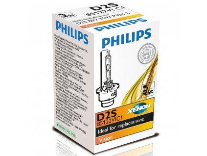 Výbojka xenónová D2S 85V 35W-PHILIPS