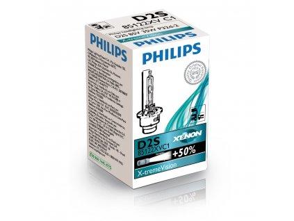 Philips X-tremeVision Xenon D2S 85V 35W P32d-2