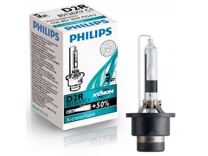 Philips X-tremeVision Xenon D2R 85V 35W P32d-3