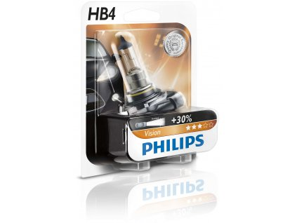 Žiarovka 12V HB4 51W P22d Premium