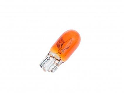 AUTOLAMP Žiarovka 12V 5W W2,1x9,5d W5W oranžová