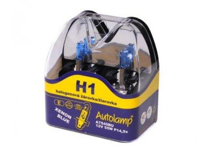 Autolamp H1/12V 55W P14,5s sada 2ks