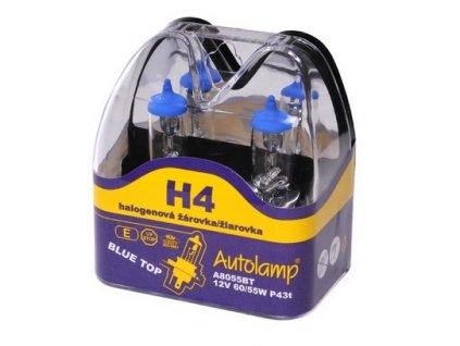 Autolamp BlueTop H4/12V 60/55W sada 2ks
