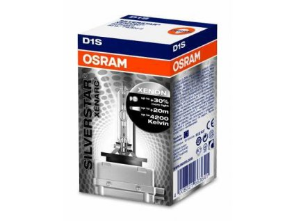 Osram Silverstar XENON D1S 85V 35W PK32d-3