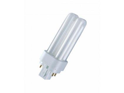 OSRAM DULUX D/E 18W/840 G24Q-2 studená biela