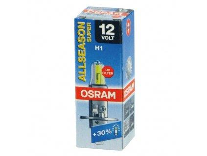 Osram All Season H1/12V 55W P14,5s