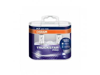 Osram Truckstar H1/24V 70W H1 P14,5s set 2ks