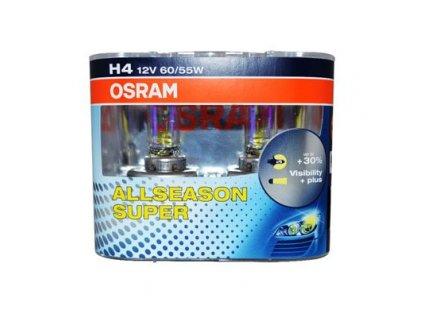Osram All Season H4/12V 60/55W P43t