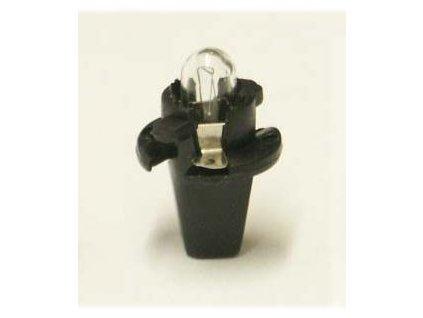 Autolamp 12V 1,2W BAX10y plastická pätica