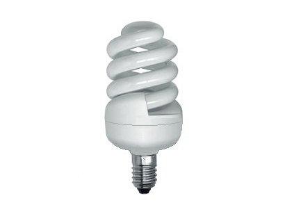 Žiarivka kompaktná 11W/865 E14 minišpirála studená biela