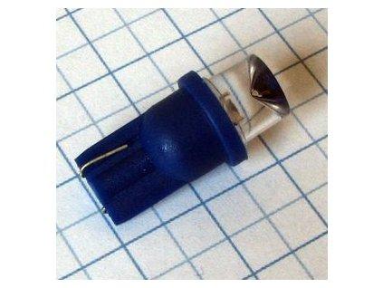 AUTOLAMP LED 24V (W5W) W2,1x9,5d modrározptyl2ks
