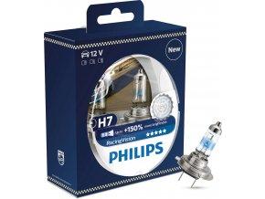 vyr 1037555a ziarovka h7 racingvision philips 150 12v 55w px26d 12972RVS2