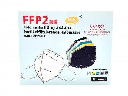 HJR-FFP2 NR-CN99-01 - 10ks - BAREVNÉ