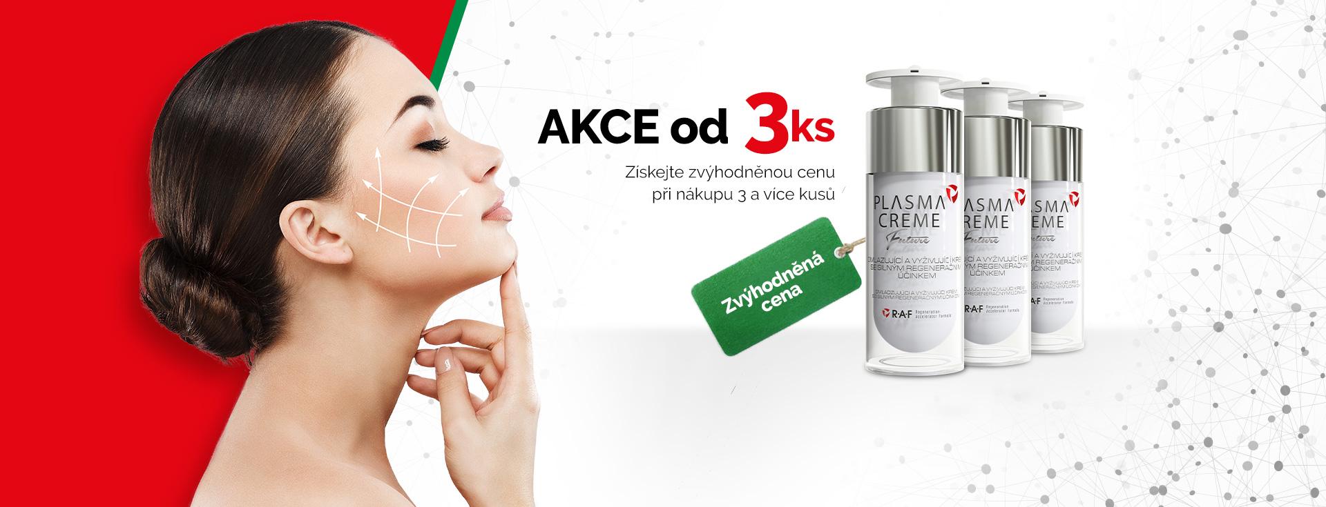 Akce 3+1 PLASMAGEL - ochranný a regenerační gel