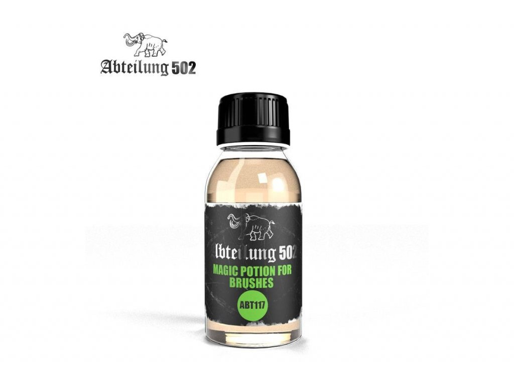 roztok pre regeneraciu stetcov magic potion for brushes abt117