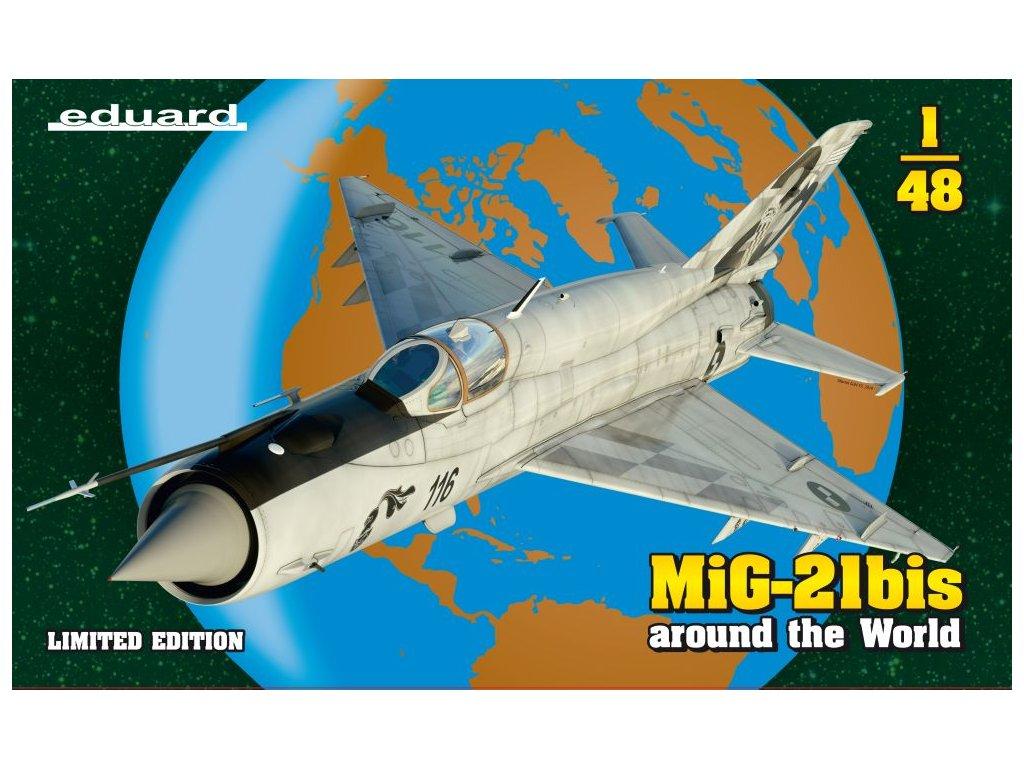 MiG-21bis around the World