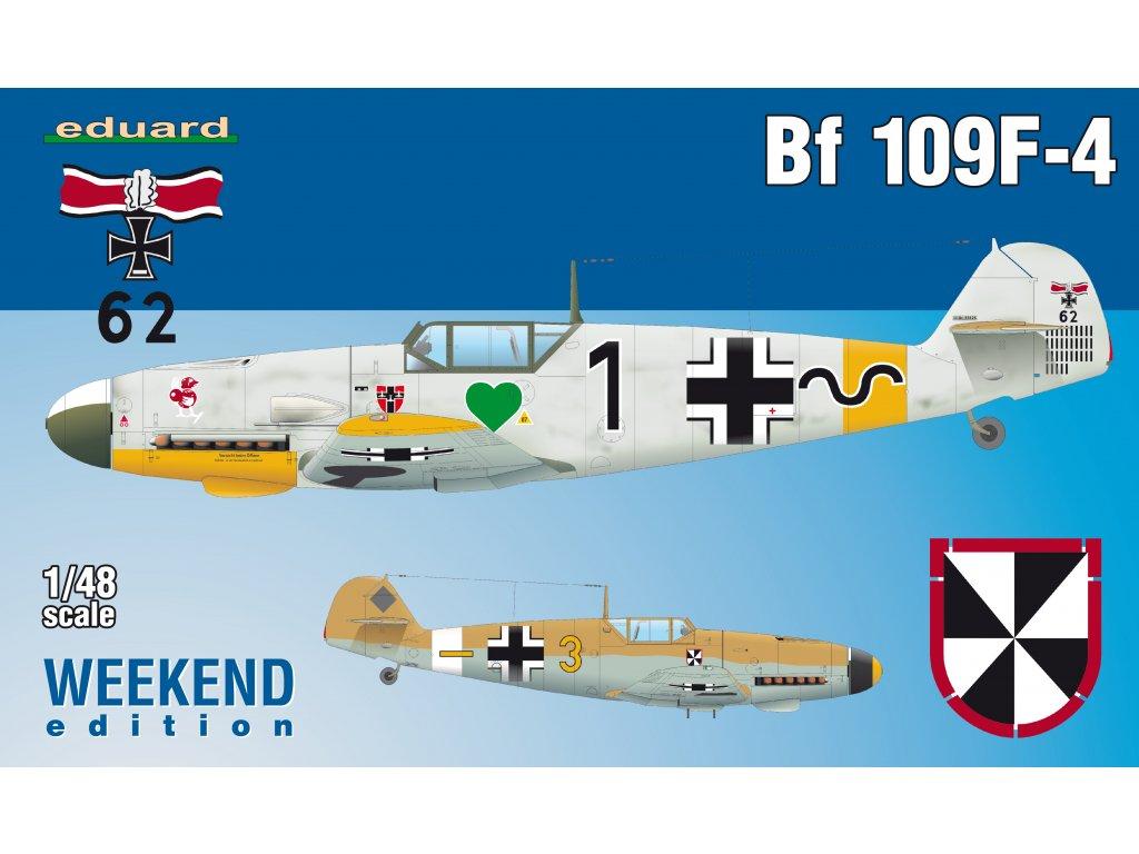Bf 109F-4  1/48