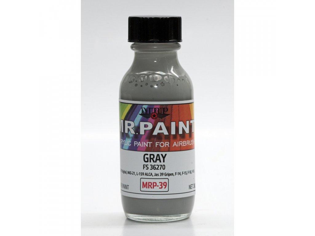 MRP-039 Haze Grey (FS 36270)