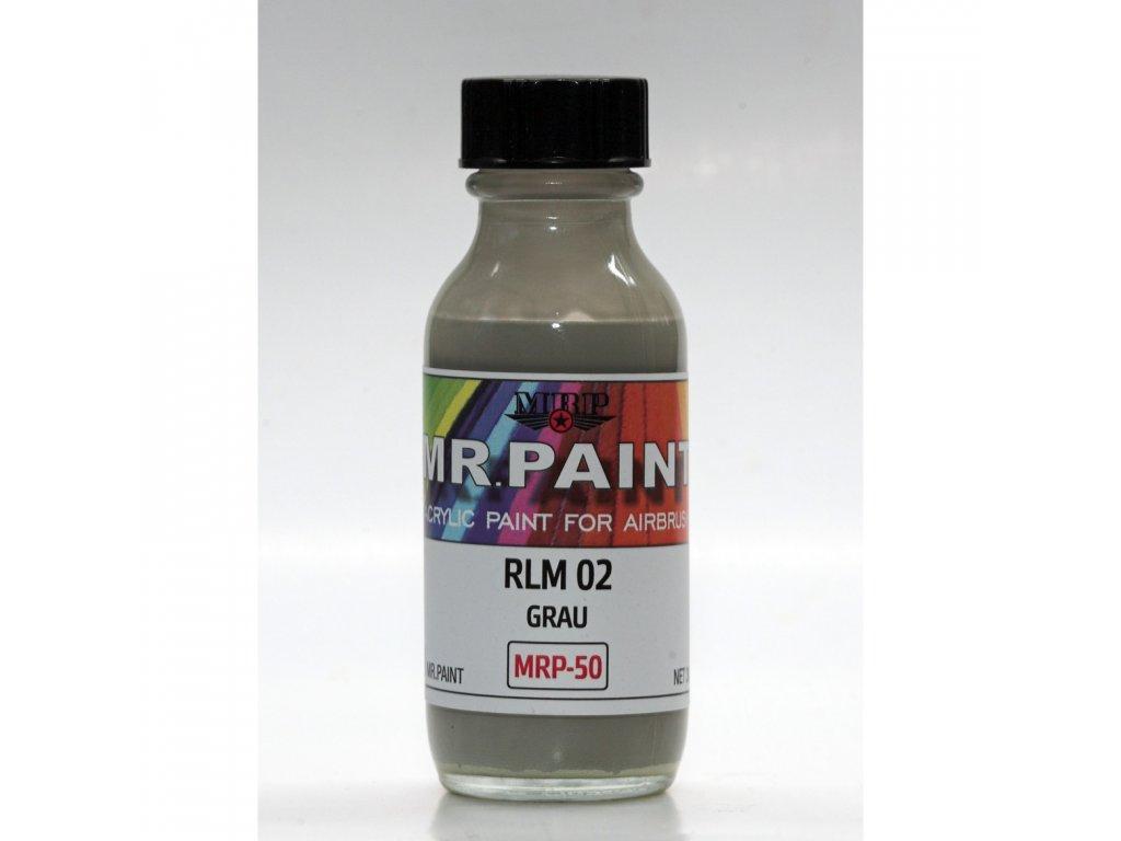 MRP-050 RLM 02 Grau