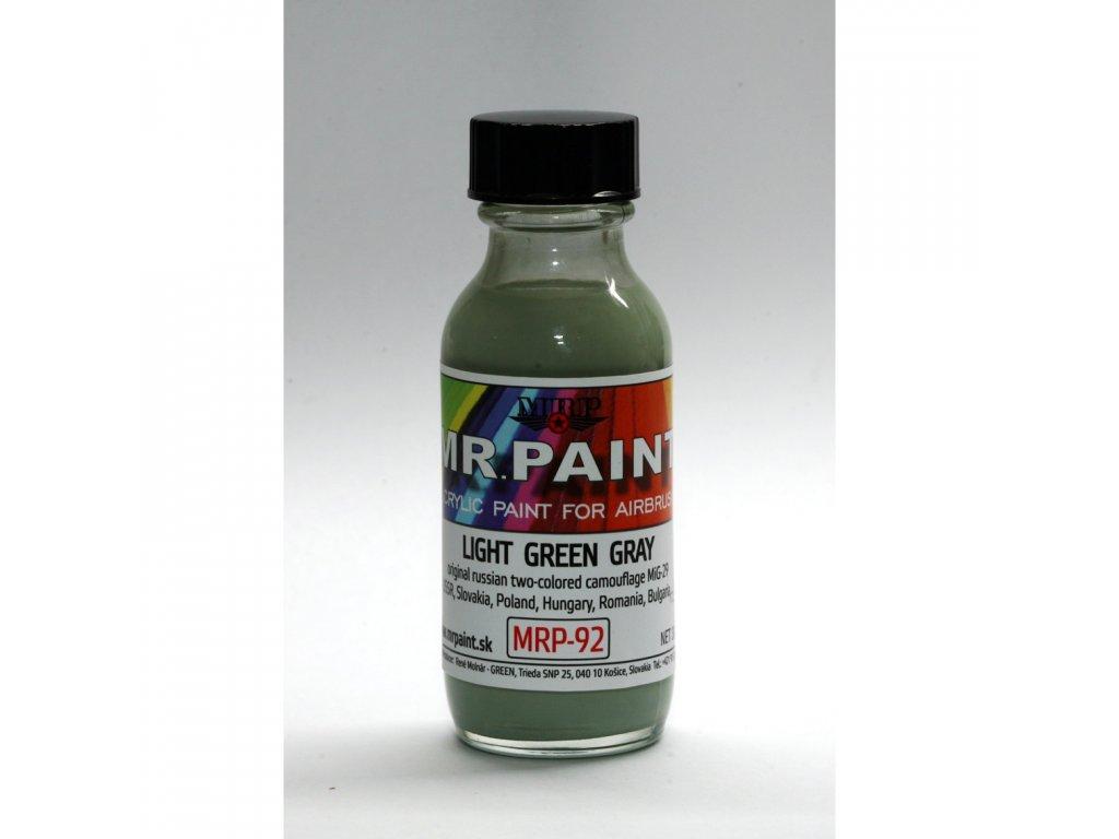 MRP-092 Light Green Grey (Mig29 two tone camo)