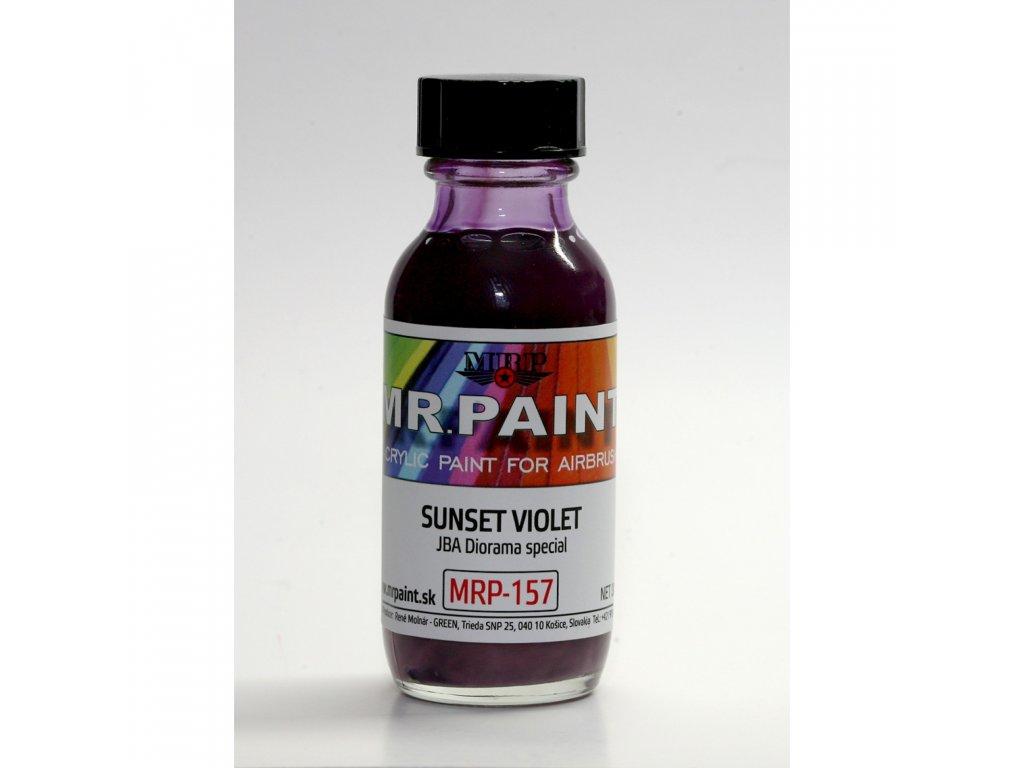 MRP-157 Sunset Violet (JBA Diorama special)