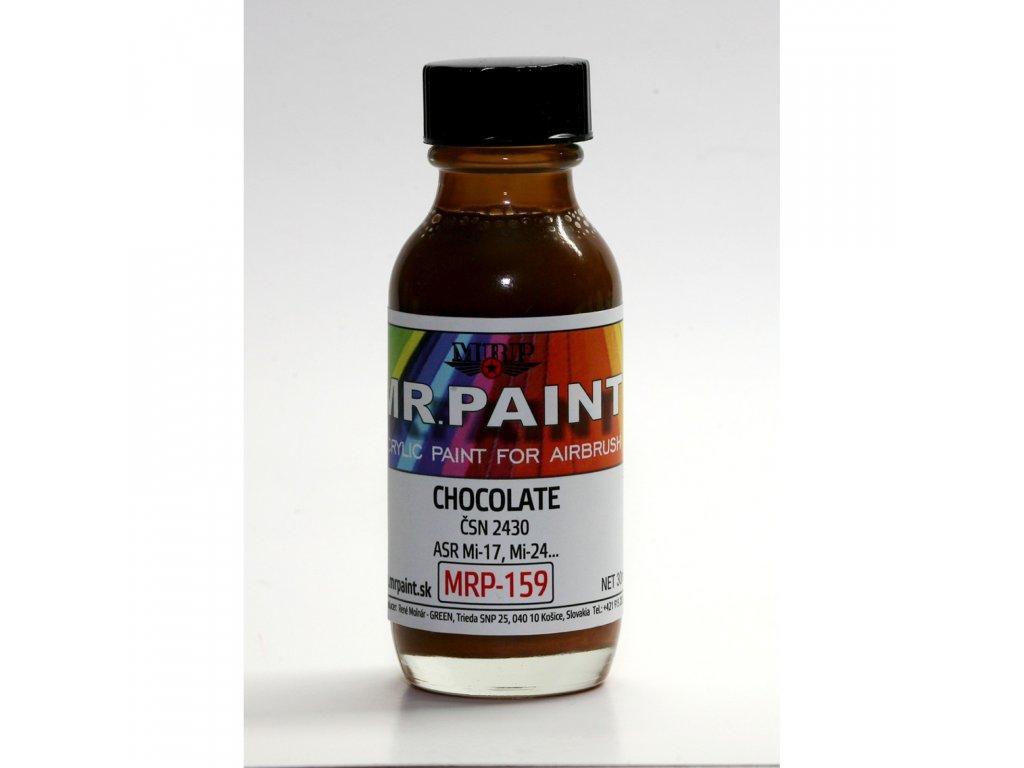 MRP-159 Chocolate (ČSN 2430)