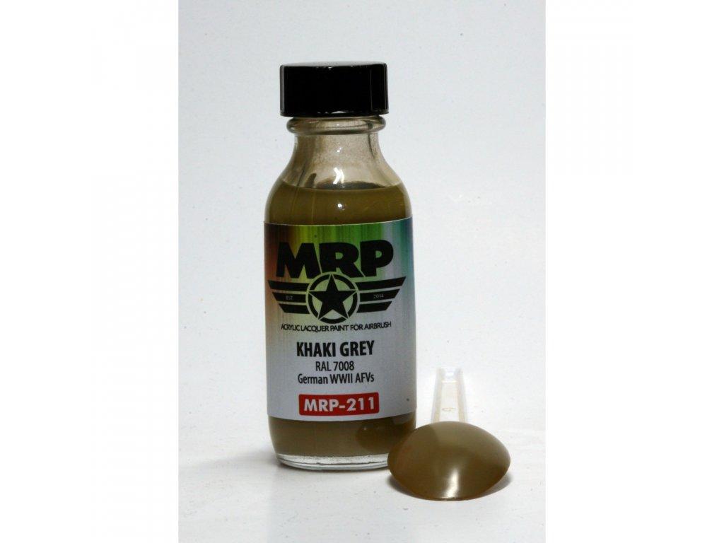 MRP-211 Khaki Grey – RAL 7008