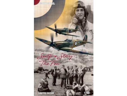 86018 the spitfire story 1 48