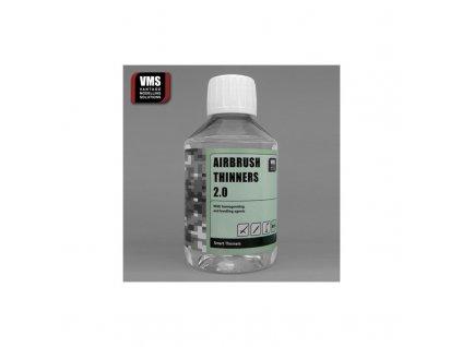 thinners 20 acrylic 200 ml th01s vms
