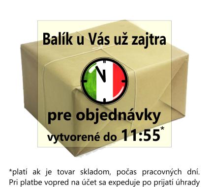 Balík u Vás zajtra