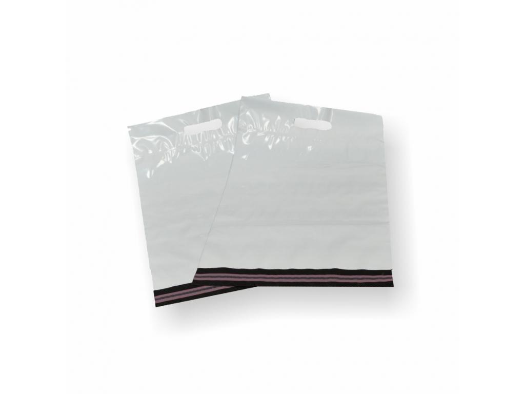 Plastové obálky COEX 55µm s výsekom nepriehľadné