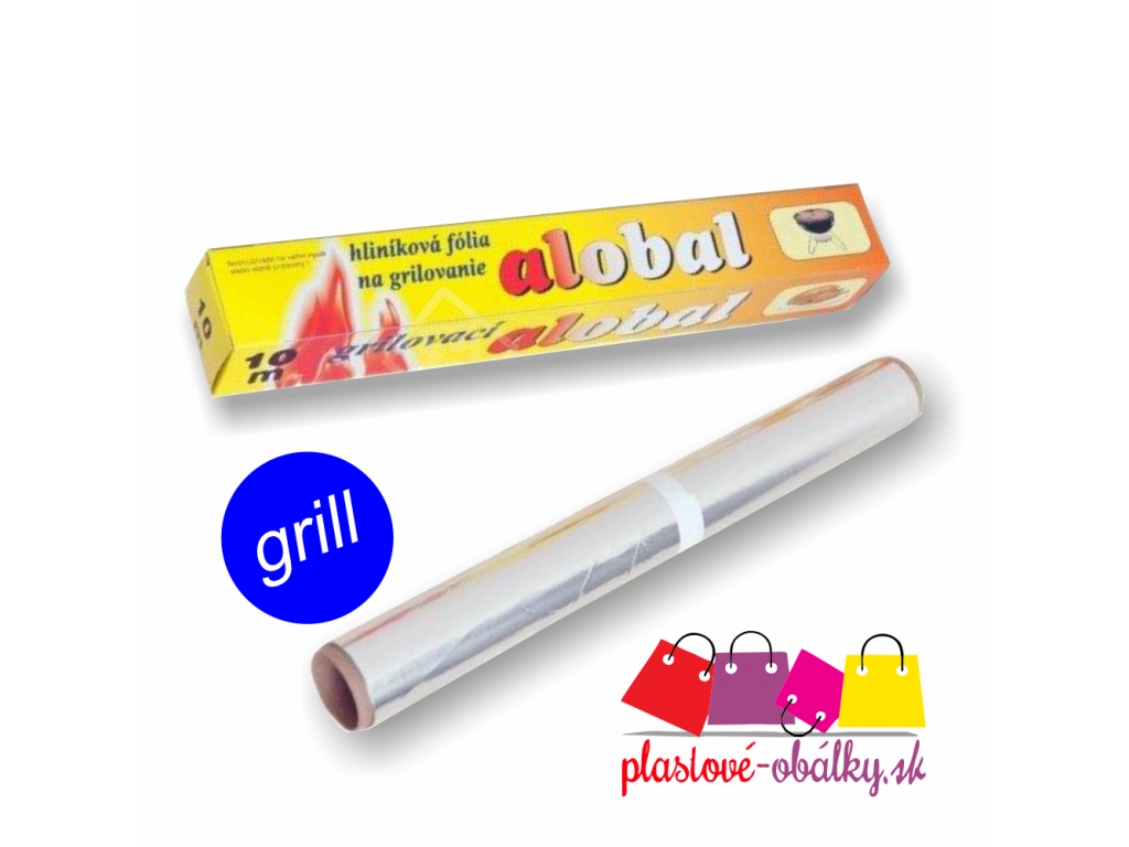 Alobal GRILL 29cm 10m