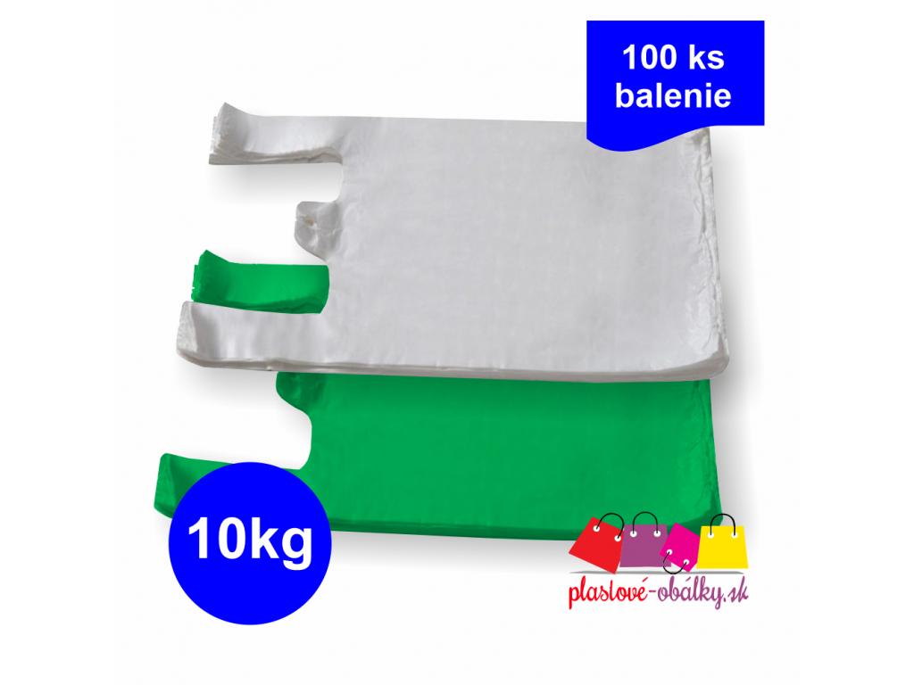 Tašky 10kg blokované 100ks/blok