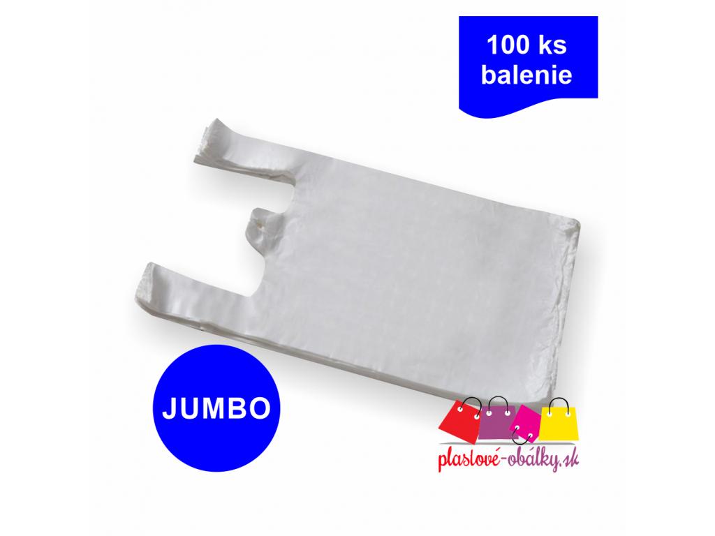 Tašky JUMBO blokované 100ks