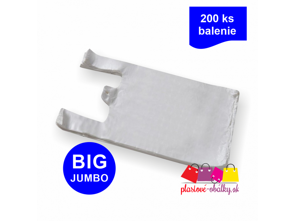 Tašky BIG JUMBO blokované