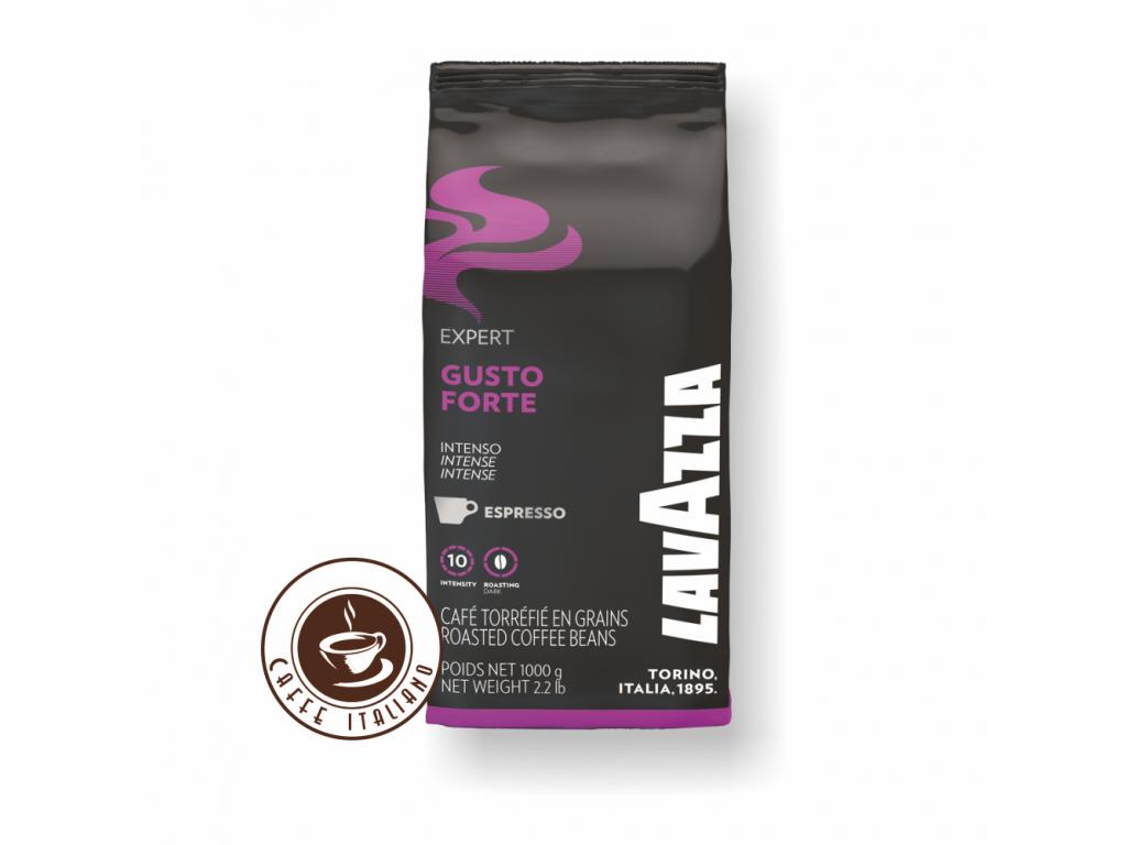Lavazza Vending Gusto Forte zrnková káva 1kg