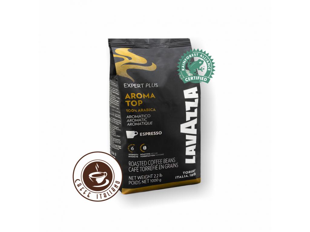 Lavazza Expert Aroma Top zrnková káva 1 kg