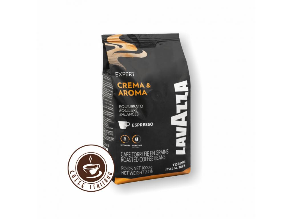 Lavazza Expert Crema e Aroma zrnková káva 1kg