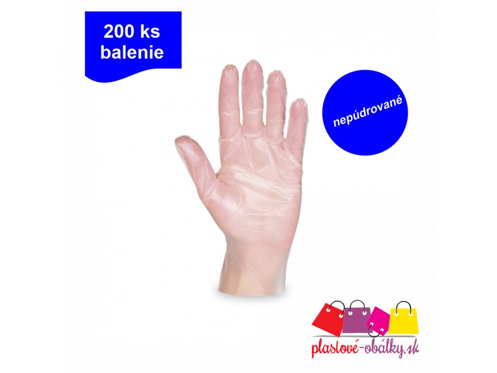 Rukavice TPE L 200ks