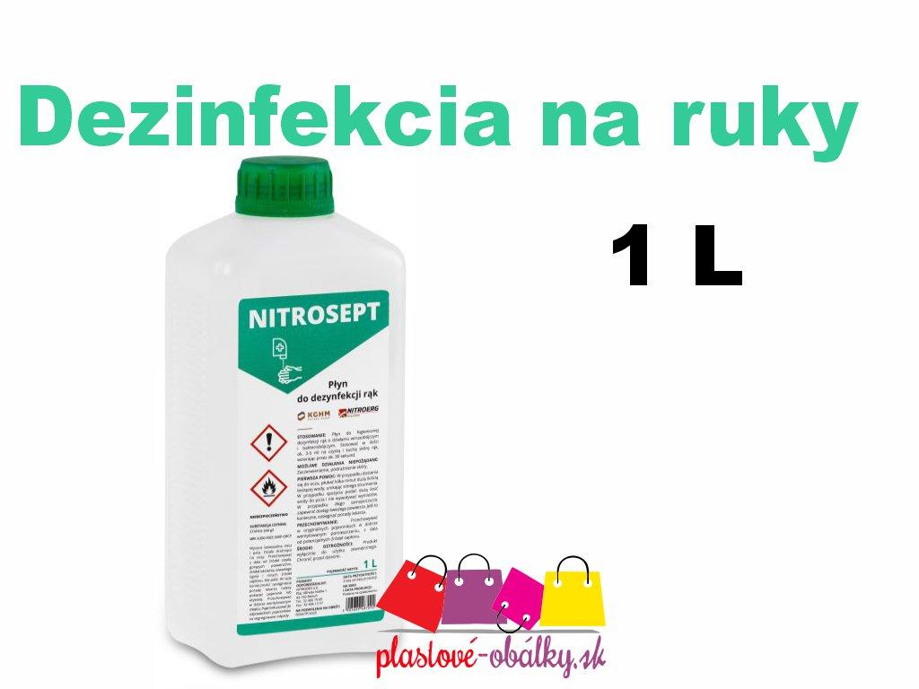 Dezinfekcia 1L