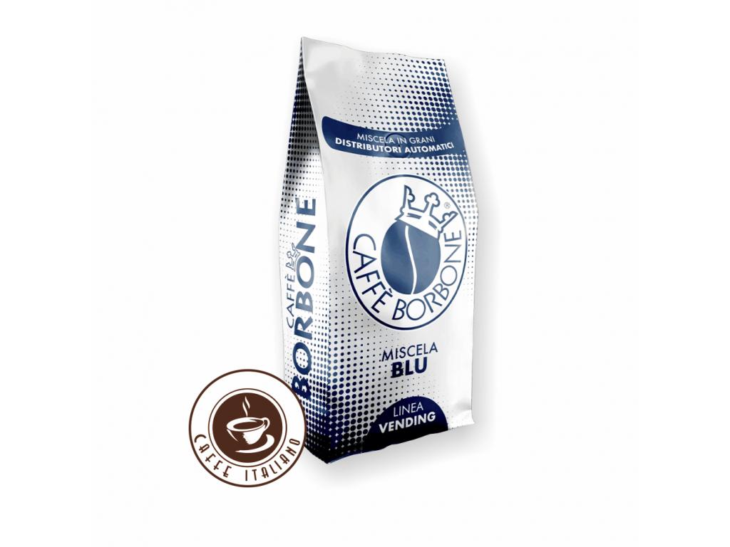 Borbone Miscela BLU zrnková káva 1kg