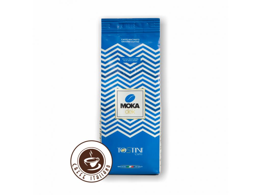 Tostini Coffee DECA 250g
