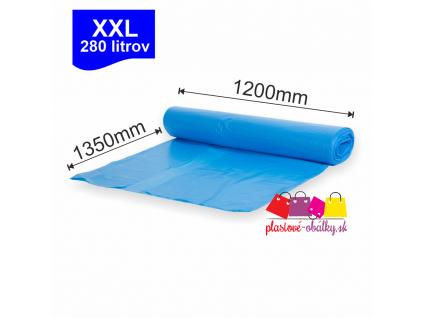 vrecia rolo xxl 350 modre