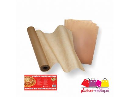 Papier na pečenie hárky 33x42cm 20ks