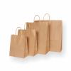 Papierová taška hnedá