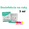 Dezinfekcia na ruky  Nitrosept 3ml
