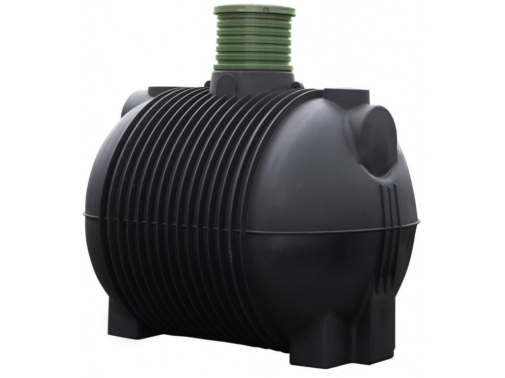 Plastová Nádrž Na Dážďovú Vodu JUMBOWATER 10 000 Litrov