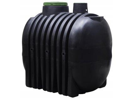Podzemna Plastová Nádrž Na Dážďovú Vodu 5000 Litrov