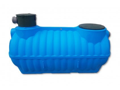 Plastová Nádrž Na Dážďovú Vodu Monolitická 1000 Liitrov