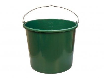 Plastové Vedro Zelené 20L